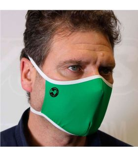 Inverse Mask Protection Reusable Green Inverse Masks Sports Running Color: green