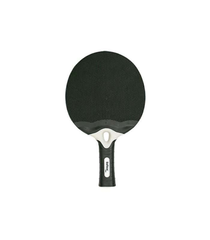 D'Énergie Super Jeu de Ping-Pong Noir Softee Lames de Tennis de Table de Tennis de Table Couleur: noir