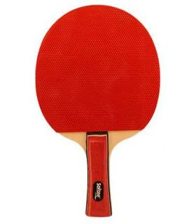 Super Jeu de Tennis Blanc Softee Lames de Tennis de Table de Tennis de Table Couleur: rouge