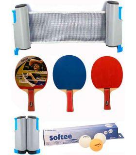 Super Set Tennis White - Blades Tennis Table