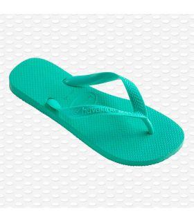 Havaianas Top Verde Havaianas Tienda Sandalias / Chancletas Mujer Sandalias / Chancletas