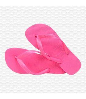 Havaianas Top Rose, Havaianas Magasin-Sandales / Tongs Femmes Sandales Pantoufles