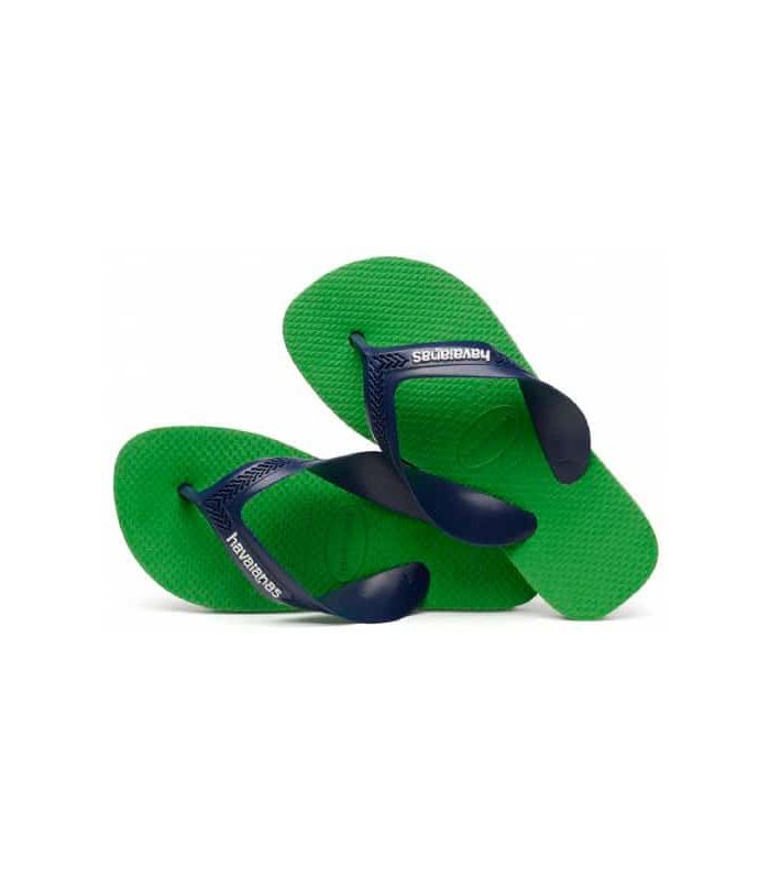 Havaianas Kids Max Green - Shop Sandals / Flip-Flops Junior