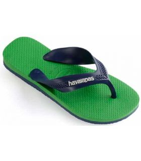 Havaianas Kids Max Green Havaianas Store-Sandals / Flip Flops, Junior Sandals / Flip-Flops