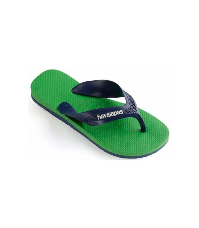 Tienda Sandalias / Chancletas Junior - Havaianas Kids Max Verde verde Sandalias / Chancletas
