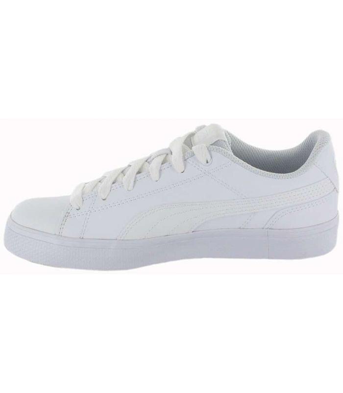 Puma Court Point Vulc v2 White - Casual Footwear Man