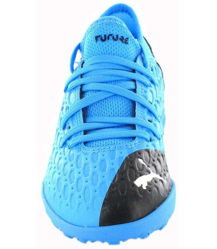 Football boots Junior-Puma Future 5.4 TT blue Football Boots