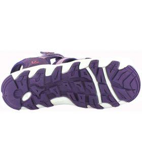 Treksta Hauula, Violet TrekSta Sandales / tongs Junior Chaussures de Montagne Sculptures: 30, 31, 32, 33, 34, 36, 37, 38, 39
