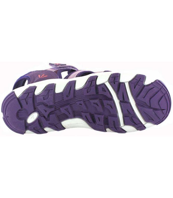 Treksta Hauula Purple - Sandals/Junior Chanclets