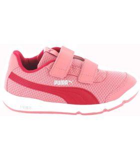 Calzado Casual Junior - Puma Stepfleex 2 Tela Rosa rosa Lifestyle