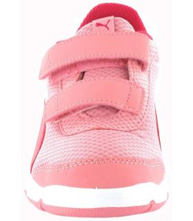 Puma Stepfleex 2 Fabric Pink Puma Casual Footwear Lifestyle Junior Sizes: 28, 28,5, 29, 30, 31, 31,5, 32, 33, 34, 35;