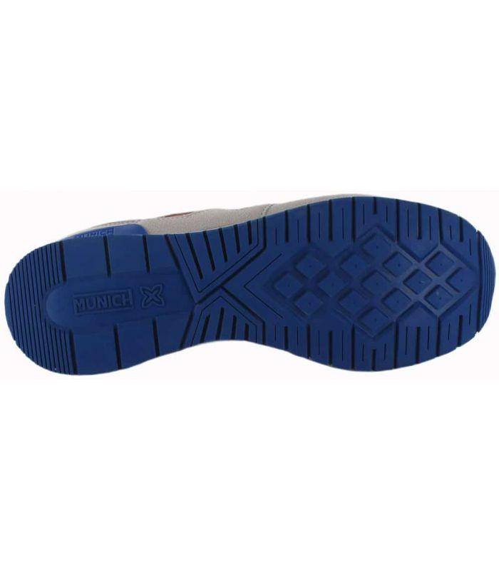 Munich Dash 52 Munich Shoes Casual Man Lifestyle Sizes: 41, 42, 43, 44, 45, 46; Color: white