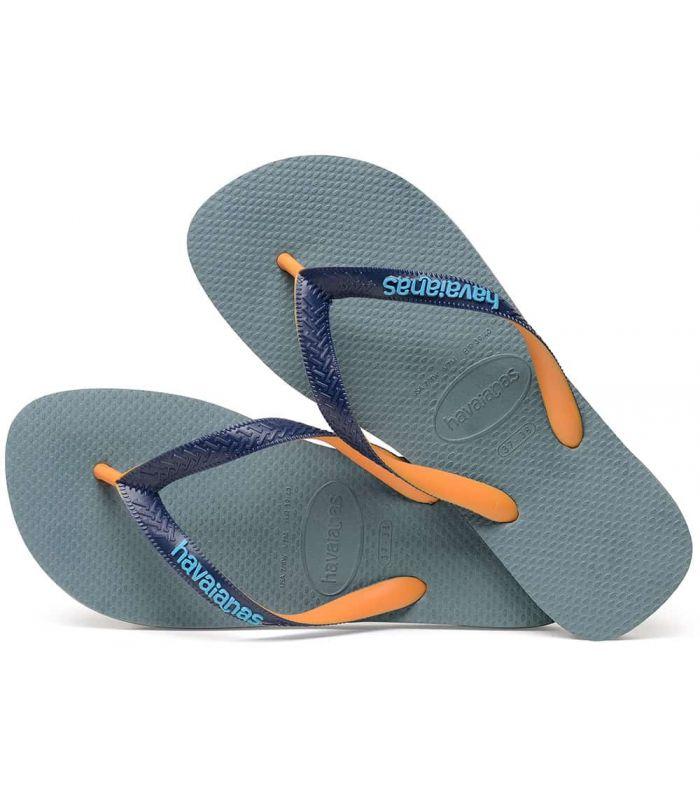 Havainas Top Mix Blue - Shop Sandals / Flip-Flops Man