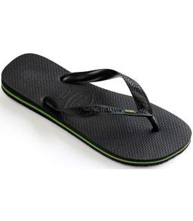 Havaianas Brazil Black - Shop Sandals / Flip-Flops Man