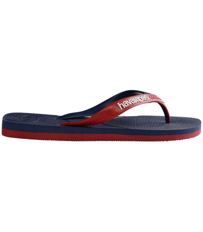 Havaianas Casual Blue Havaianas Store-Sandals / Flip-Flops Man Sandals / Flip-Flops