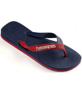 Tienda Sandalias / Chancletas Hombre - Havaianas Casual Azul azul Sandalias / Chancletas