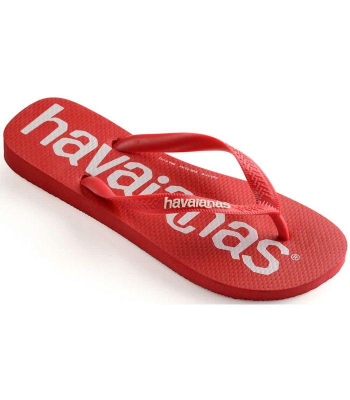 Havaianas Top Logomania Red Havaianas Store-Sandals / Flip-Flops Man Sandals / Flip-Flops