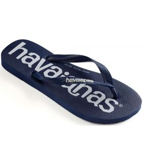 Havaianas Top Logomania Marine - Shop Sandals / Flip-Flops Man