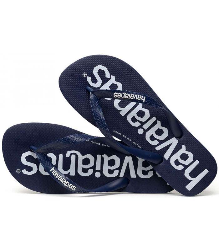 Havaianas Top Logomania Marine - Shop Sandals/Man Chancets Man