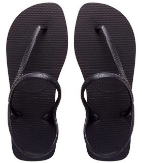 Shop Sandals/Women's Chanclets-Havaianas Flash Urban Plus black Sandalias/Chancletas