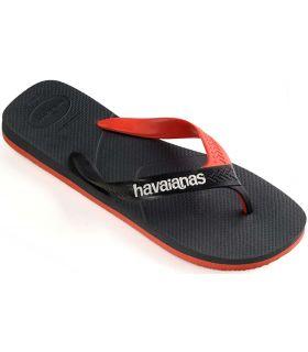 Havaianas Casual Noir Havaianas Magasin-Sandales / Tongs Homme Sandales / Tongs
