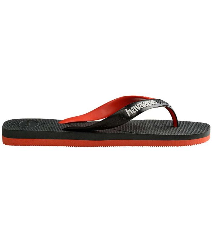 Havaianas Casual Black Havaianas Store-Sandals / Flip-Flops Man Sandals / Flip-Flops