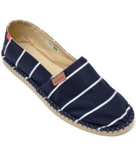 Calzado Casual Hombre - Havaianas Alpargatas Origine Stripes azul marino Lifestyle