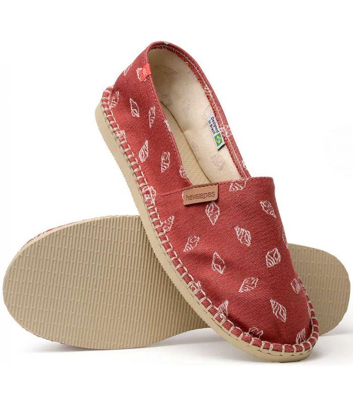 Havaianas Espadrilles Origine Beach Red - Casual Footwear Man
