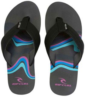 Rip Curl Ripper Kids Waves - Shop Sandals / Flip-Flops Junior