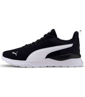 Puma Anzarun Lite Youth Puma Casual Footwear Lifestyle Junior Sizes: 36, 37, 38, 39; Color: black