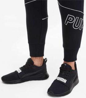 Puma Anzarun Lite Gras Noir Chaussures Puma Casual Homme Lifestyle Tailles: 41, 42, 43, 45, 46; Couleur: noir