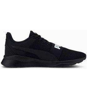 Puma Anzarun Lite Bold Black Puma Shoes Casual Man Lifestyle Sizes: 41, 42, 43, 45, 46; Color: black