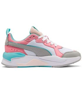 Puma X-Ray Jr Puma Casual Footwear Lifestyle Junior Sizes: 36, 37, 37,5, 38, 38,5, 39; Color: pink