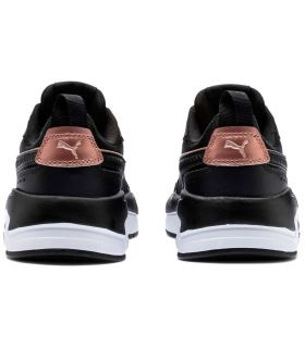 Puma X-Ray Metallic Puma Shoes Women's Casual Lifestyle Sizes: 36, 37, 38, 39, 40, 41; Color: black