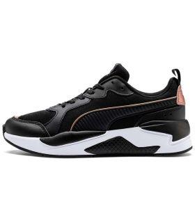 Puma X-Ray Métalliques Puma Chaussures de Femmes de mode de Vie Décontracté Tailles: 36, 37, 38, 39, 40, 41; Couleur: noir