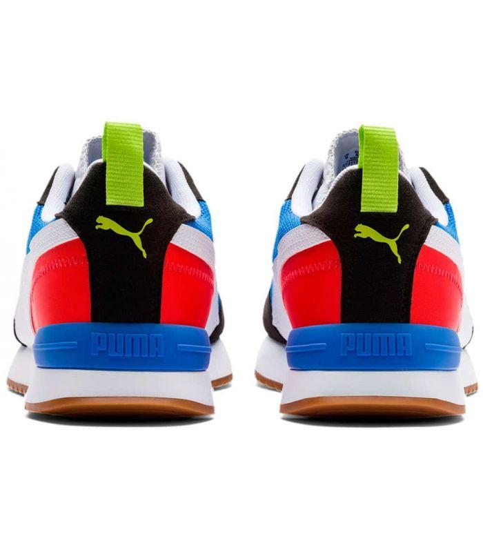 Puma R78 Blue - Casual Footwear Woman