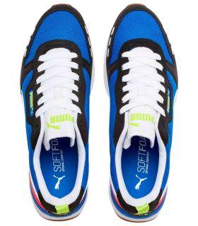 Calzado Casual Mujer - Puma R78 Azul azul Lifestyle