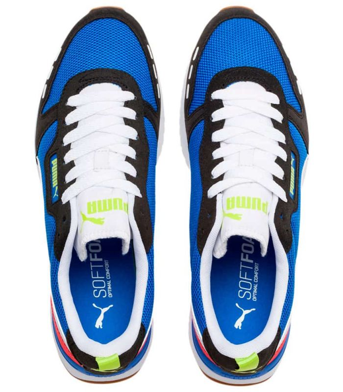 Puma R78 Bleu
