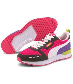 Zapatillas Running Mujer - Puma R78 Fucsia fucsia Zapatillas Running