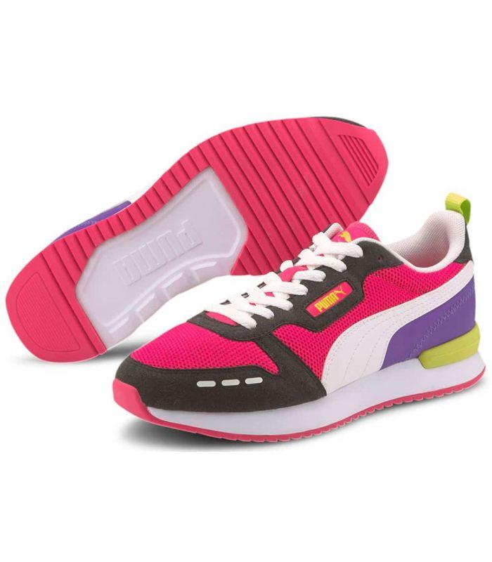 Puma R78 Fuchsia - Casual Footwear Woman