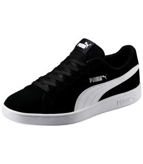 Calzado Casual Hombre - Puma Smash v2 Negro negro Lifestyle