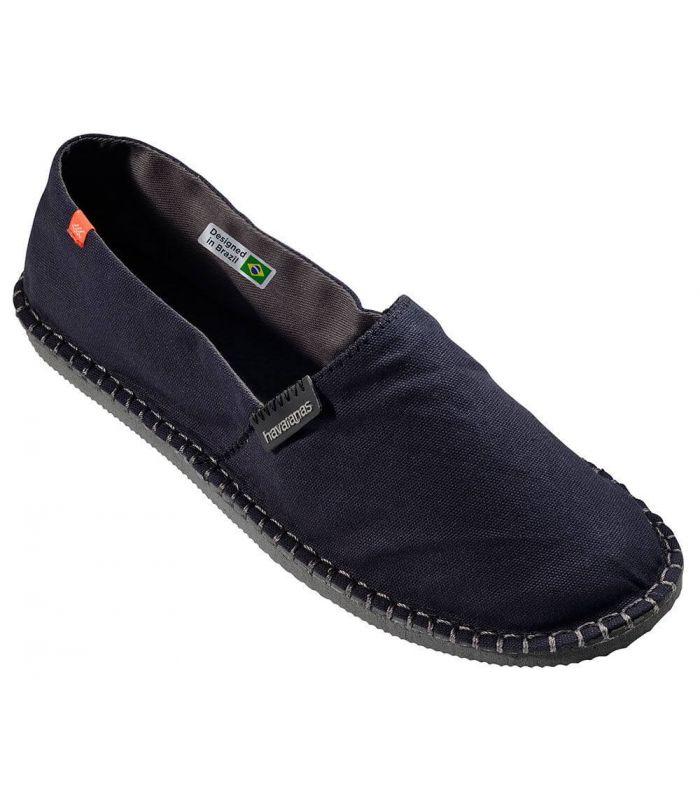 Havaianas Origine 3 Black Havaianas Casual Footwear Man Lifestyle Sizes: 38, 39, 40, 41, 42, 43, 44, 45, 46; Color: