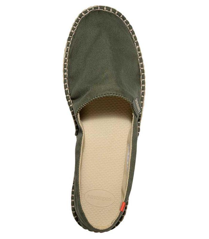 Calzado Casual Hombre - Havaianas Origine 3 Verde verde Lifestyle