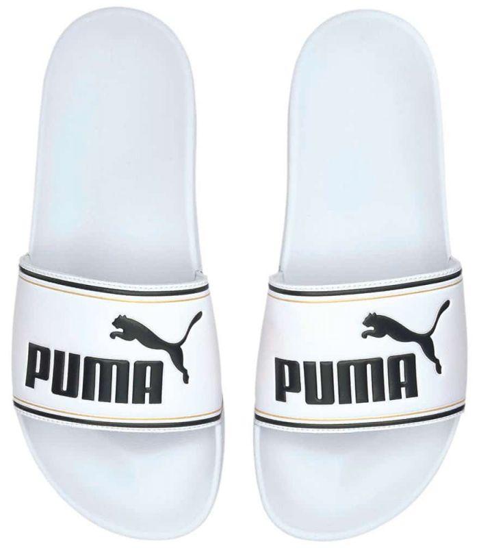 Puma flip Flops Leadcat FTR Blanc