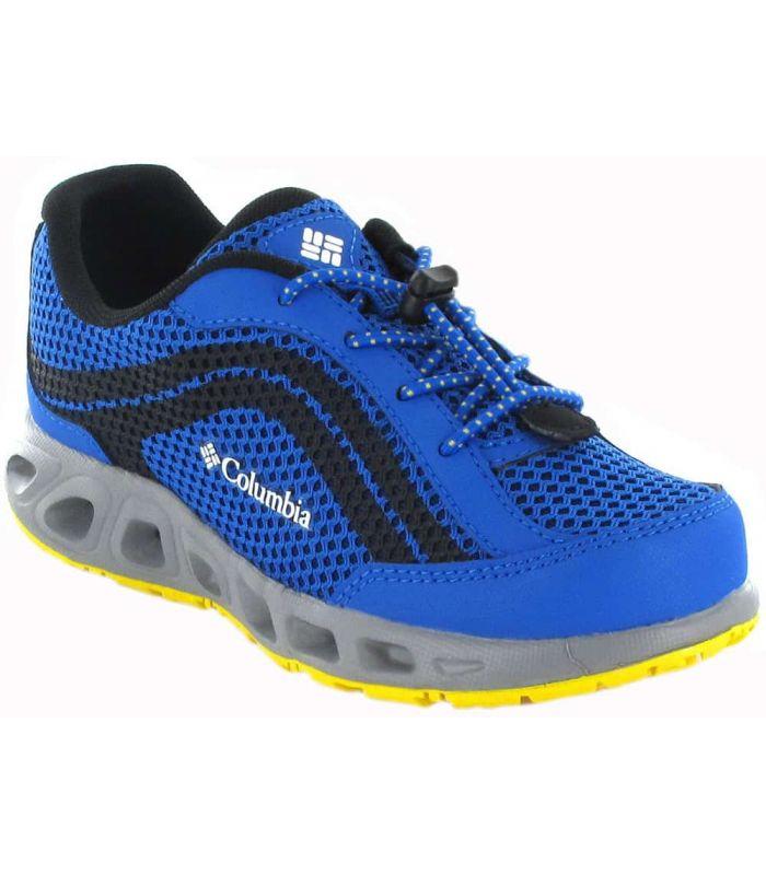 Zapatillas Running Niño - Columbia Drainmaker Jr Azul azul Zapatillas Running