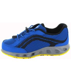Zapatillas Running Niño - Columbia Drainmaker Jr Azul azul Zapatillas Running