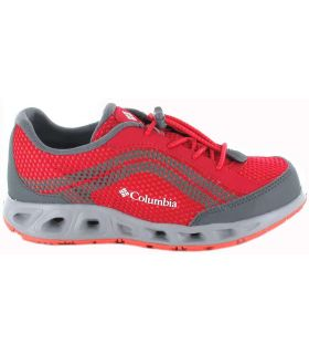 Zapatillas Running Niño - Columbia Drainmaker Jr Fucsia fucsia Zapatillas Running