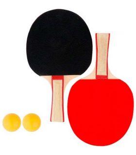 Softee Kit Tenis de Mesa Softee Palas Tenis Mesa Tenis Mesa Color: rojo