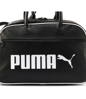 Puma Sac à main Campus Puma Rétro petits Sacs de sacs de Sacs de Sacs à dos, Couleur: noir