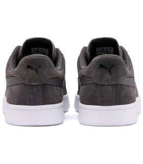 Puma Smash v2 Grey - Casual Footwear Man